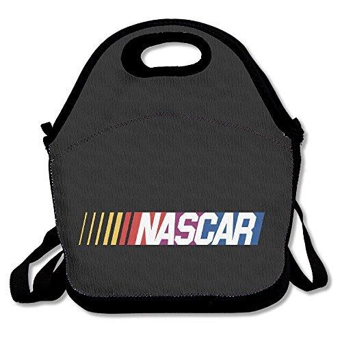 NASCAR LOGO CAR Lunch Box Bag For Kids And Adultlunch Tote Lunch Holder With Adjustable Strap For Men Women Boys GirlsThis Design For Portable Oblique Crossdouble Shoulder