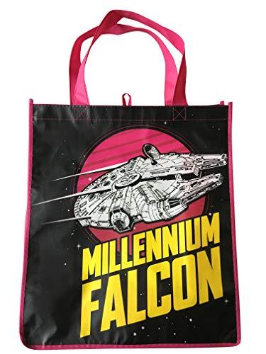 Star Wars Millennium Falcon Large Reusable Tote Bag