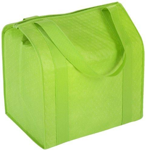 Hannah Insulated Shopping Bag Lime by Hannah