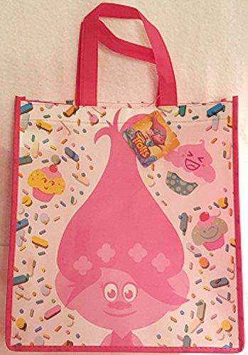 TROLLS LARGE REUSABLE BAG ~ POPPY PARTY BAG