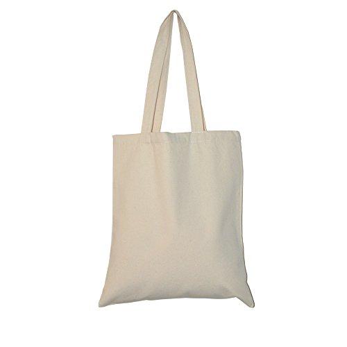 Vgoodjoy Reusable Grocery Canvas Tote Shopping Bag