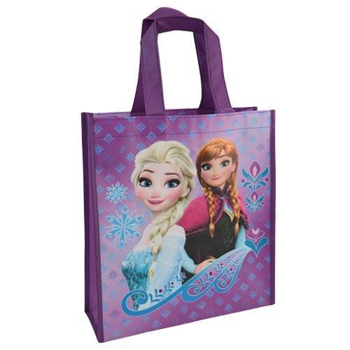 Disney Frozen Anna Elsa Medium Non woven Tote Bag