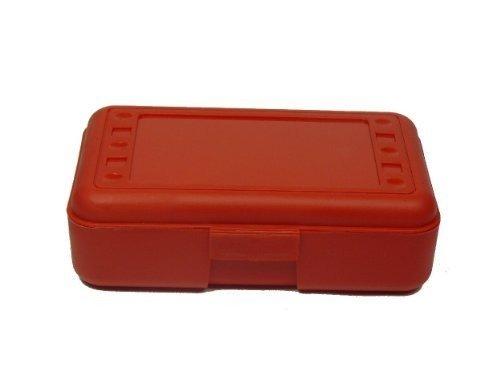 Romanoff Pencil Box Red