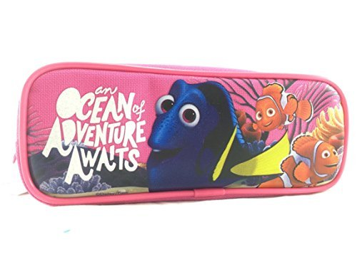2016 Disney Finding Dory Pencil HolderPouch Case-PINK PINK