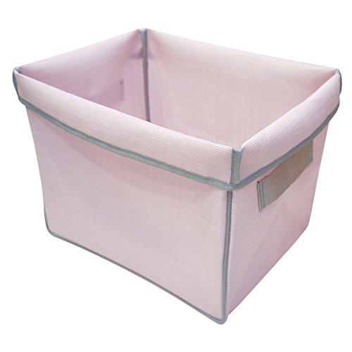 Pivoine JAS31115-PK01 Foldable Storage Basket 133 X 102 X125 Pink
