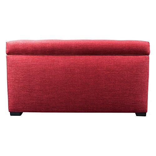 MJL Furniture Angela Klargo Indoor Storage Bench