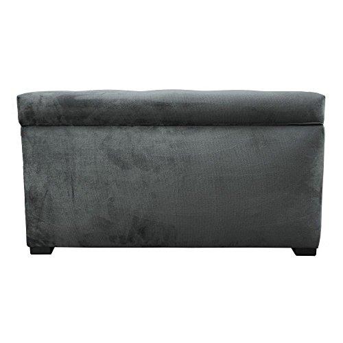 MJL Furniture Angela Mystere Indoor Storage Bench