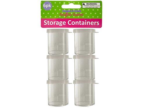 Mini Storage Containers Home Kitchen Furniture Decor