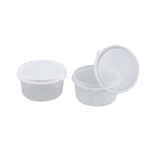 Sure Fresh Mini Storage Containers 10-ct Packs - Round
