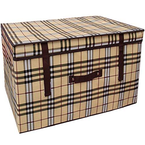 in like Clothes Storage Box Multi Pattern Storage Containers Creative Clothes Basket Necktie Socks Storage Organizer Bins 1PC lattice