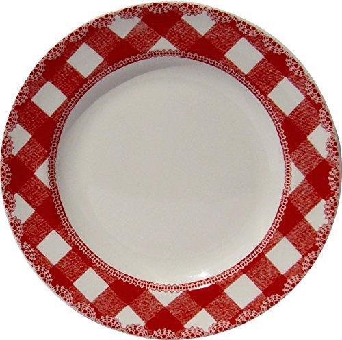 222 Fifth Home Cupboard Dessertappetizer Plates - Set of 4 by 222 Fifth DessertAppetizer Plates