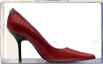 Shoebby Clear Shoe Box