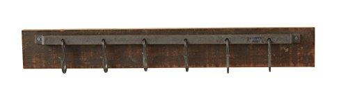 Creative Co-Op DA7122 Casual Country Rustic Wall Hooks
