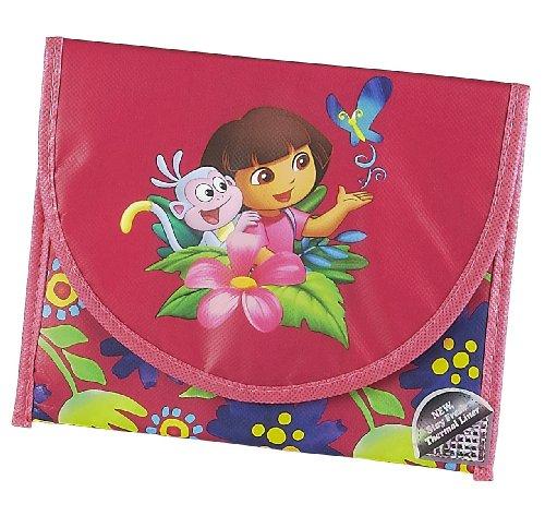 Shark Skinzz - Reusable Folding Drink Ware Accessories - Sandwich Bags - Dora the Explorer