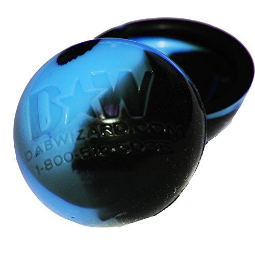Blue  Black Non Stick Silicone Oil Kitchen Container Ball Jar  Bonus Enamel Pin Wholesale Pricing 1