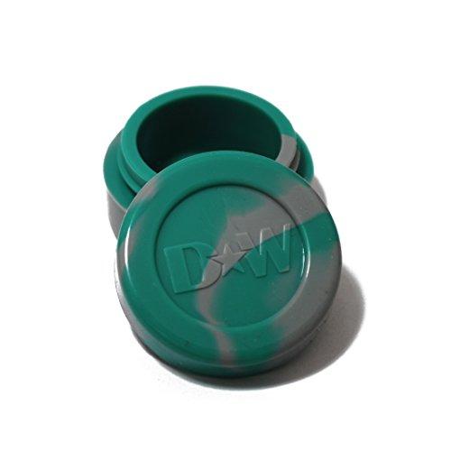 Emerald  Grey Non Stick Silicone Oil Kitchen Container Jar  Bonus Enamel Pin Wholesale Pricing 1