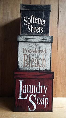 Laundry RoomStorageContainersOrganizeHomeDecor