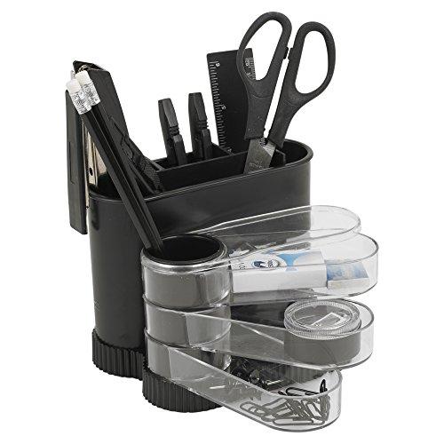 Top-Write Tabletop Desktop Organiser Stationary Home Office Storage Holder Oblong