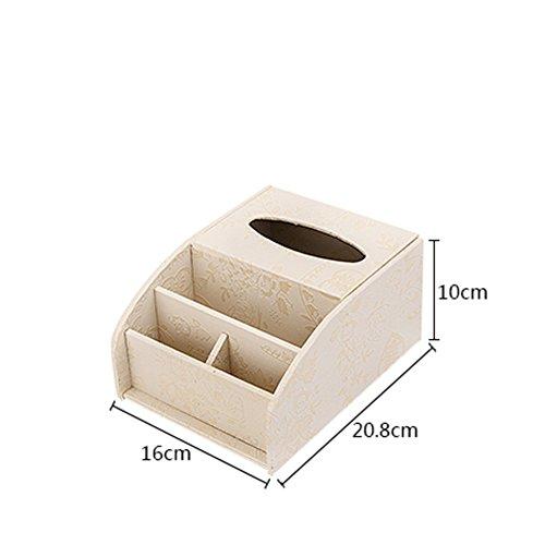 Creative simplicity home living room coffee table storage box bedroom storage box-K
