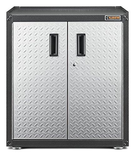 Gladiator GAGB28FDYG Full-Door Modular Gearbox Steel Cabinet