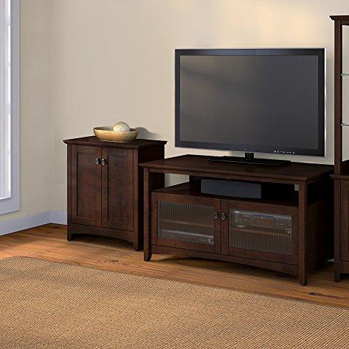 Buena Vista TV Stand with Low Storage Cabinet