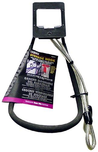 Crawford LLH10 Lockable Looping Storage Hook