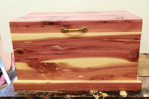 Cedar chest storage chest hope chest blanket box wooden chest