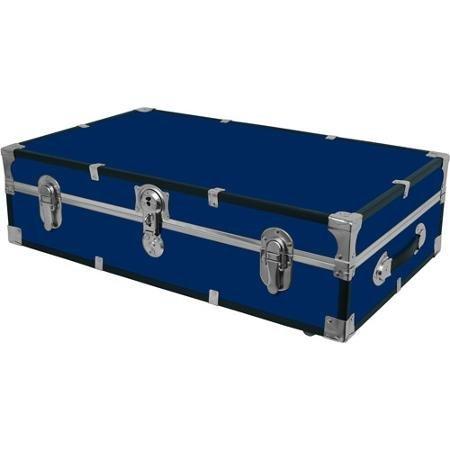 Mercury Luggage Seard Under the Bed Wheeled Storage Footlocker 31