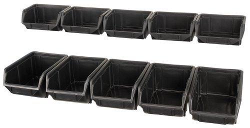Draper DIY Series 22336 10-Bin Wall Storage Unit Set by Draper