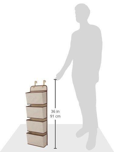 Generic YH-US3-160519-229 8yh3312yh er Pocket Kit Shelf Closet set Garment Clothes Rack Hanging Clothes R Garment Organizer Door Stor Wall Door Storage Hanging Pocket Kit