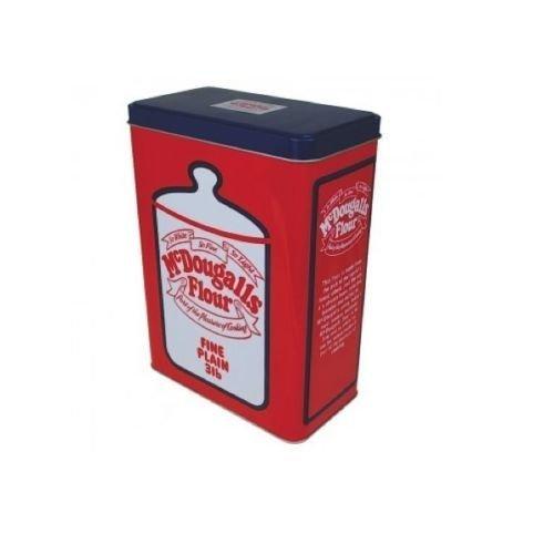 McDougalls Plain Flour Tin Canister
