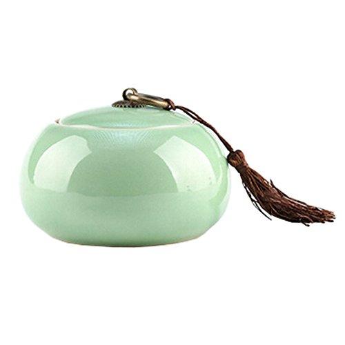 Creative Glass Jar SugarJamSnack Pot Tea Coffee Storage JarF