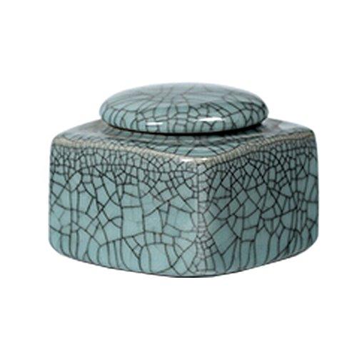 Creative Glass Jar SugarJamSnack Pot Tea Coffee Storage JarG