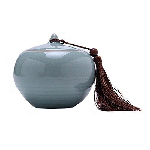 CreativeTea caddy CeramicSnack Pot Tea Coffee Storage Jar  Jar Sugar