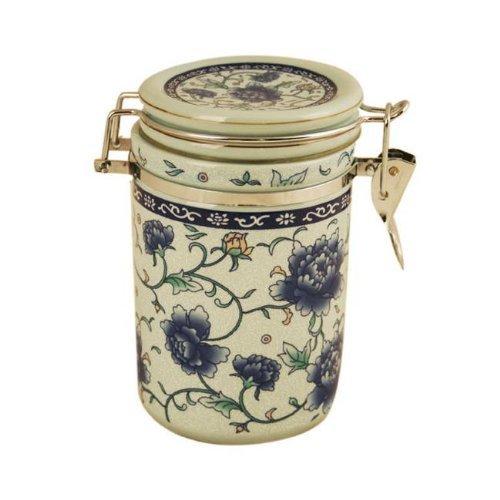 Exquisite Porcelain Tea  Coffee Storage Jar