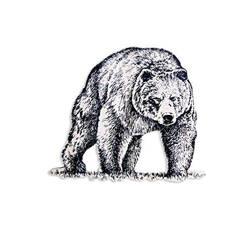 SHELVING SOLUTION Creative Animal Wall Decoration Bear