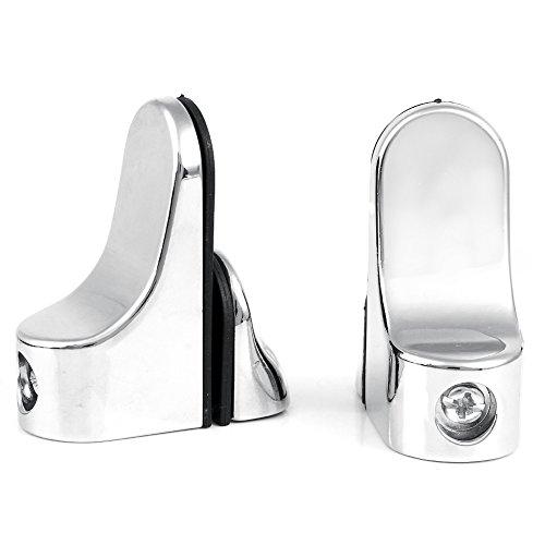 2013newestseller 2pcs Adjustable Metal Shelf Holder Bracket Support for Glass Wood Shelves