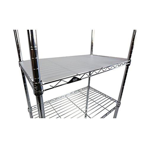 Apollo Hardware Shelf Liner For wire shelvingClear Plastic 14x36
