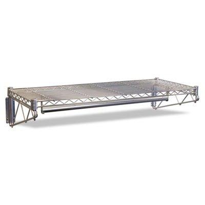 Best Steel Wire Wall Shelf Rack ALEWS4818SR