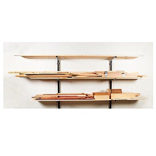 WoodRiver HD Shelf System