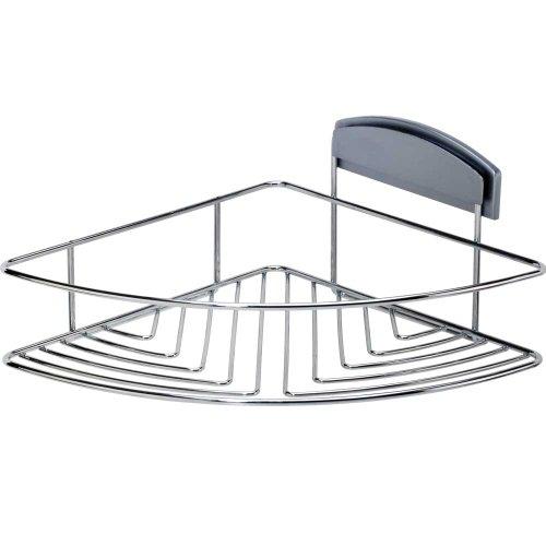 Better Living Products 13202 STORit Corner Shower Basket