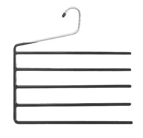 Whitmor Deluxe 5 Tier Slack Hanger