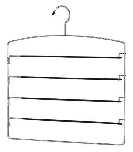 Whitmor Swing Arm Slack Hanger Ebony Chrome