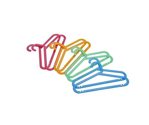 IKEA - BAGIS Childrens Coat-Hanger Assorted Colors X16