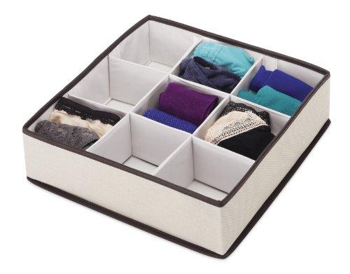 Whitmor  Multi-Compartment Drawer Organizer Large