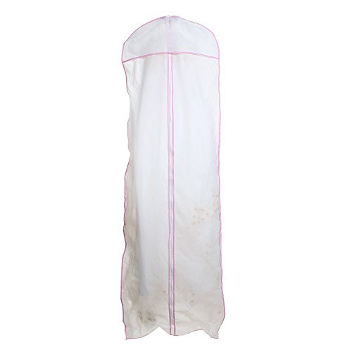 TOOGOOR Wedding Evening Dress Gown Garment Storage Cover Bag Protector 174cm