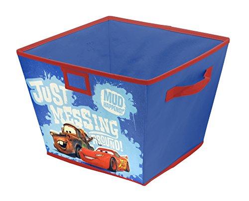 Disney Cars Stackable Storage Bin 10 x 125 x 13
