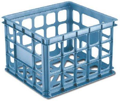 STERILITE 16924306 Blue Storage Crate