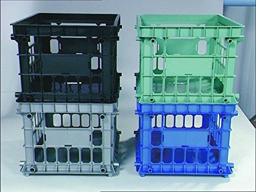 Staples File Storage Crates Black