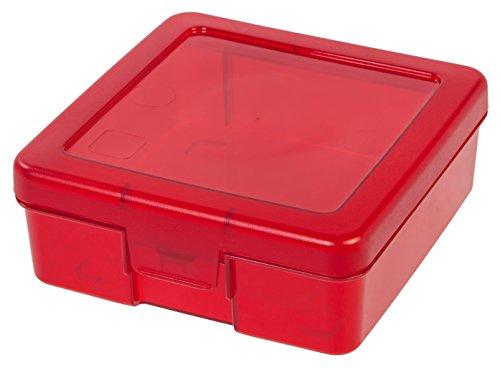IRIS Small Storage Box Red